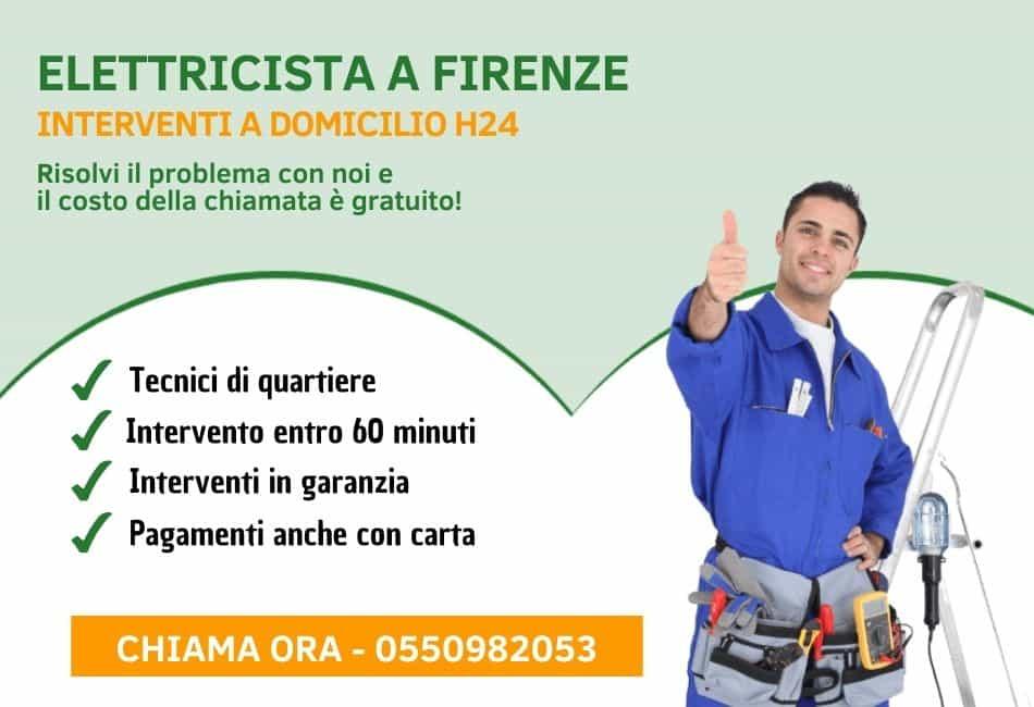 Elettricista Firenze - Pronto Intervento